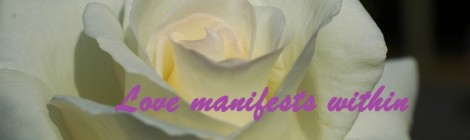 Love manifests within