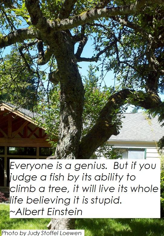 Genius Tree