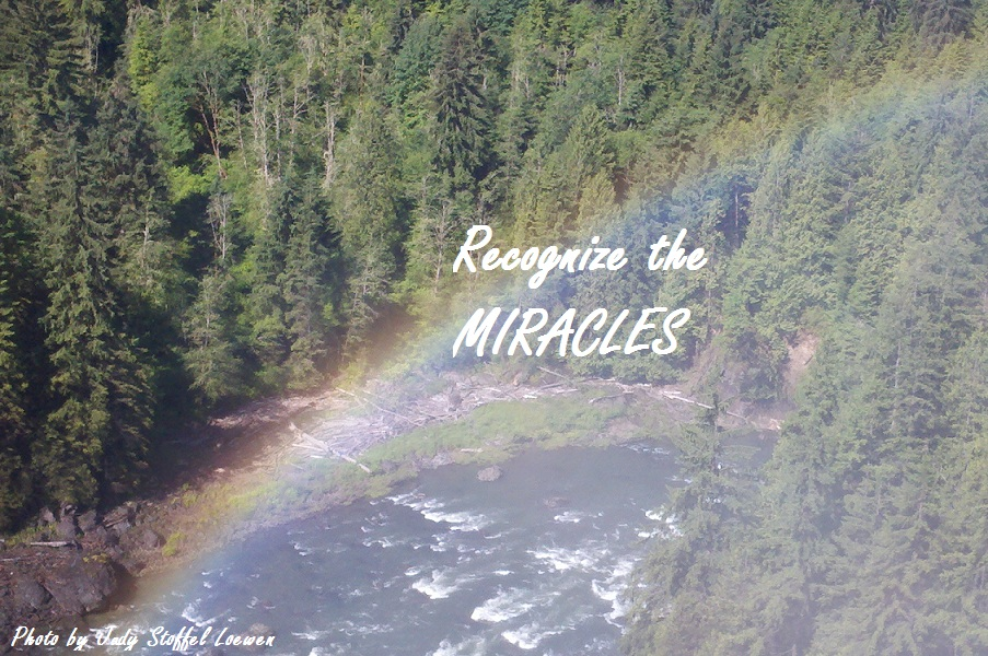 Recognize the Miracles