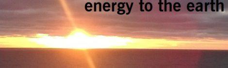 I send healing energy