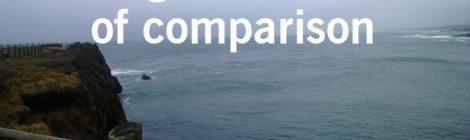 Little good will come of comparison